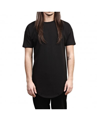 Favela Black Round T-shirt