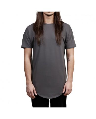 Favela Grey Round T-shirt