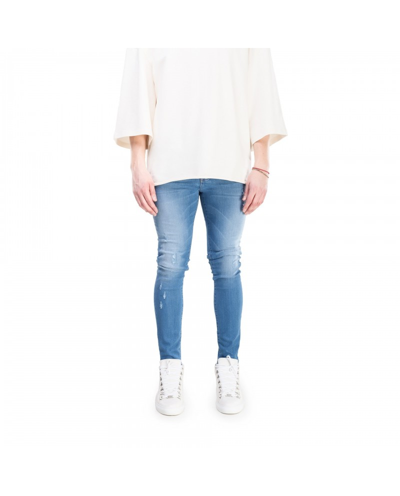 CHICHIMAISON Light Blue Jeans
