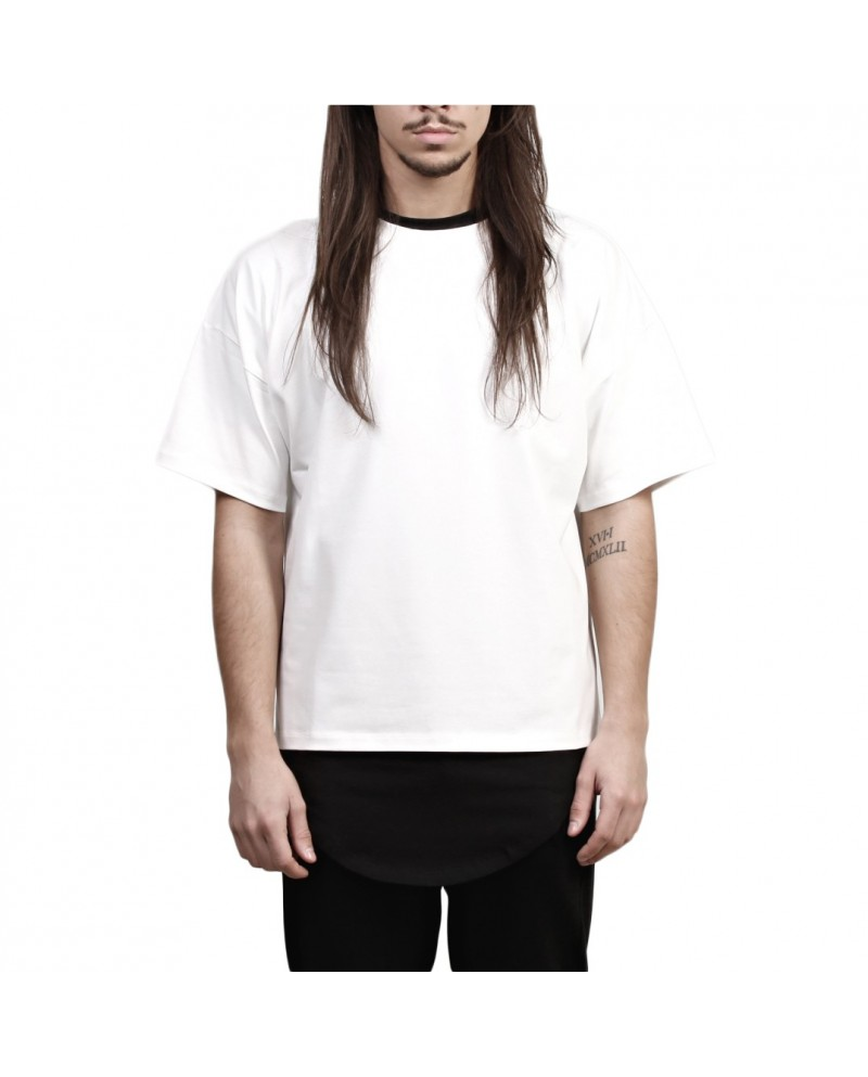 Favela White Over T-shirt