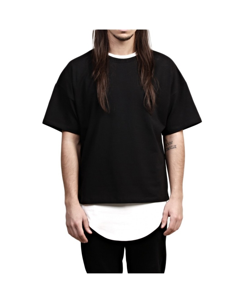 Favela Black Over T-shirt