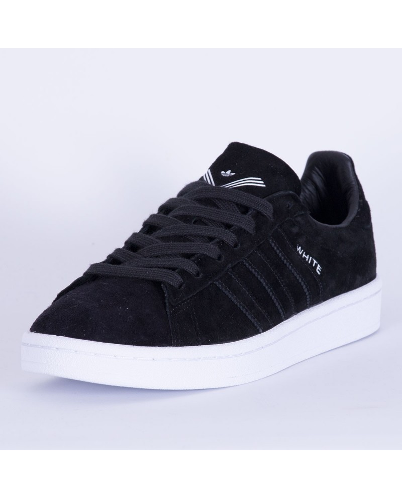 new products be633 440d7 Adidas Originals x White Mountaineering Campus 80s Black