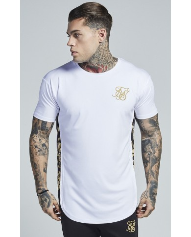 Sik Silk Curved Slide Tee