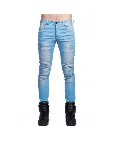 OtherUK Moto Jeans Blue