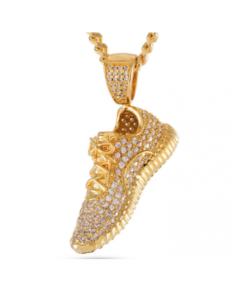 King Ice Lifestyle Sneaker Necklace