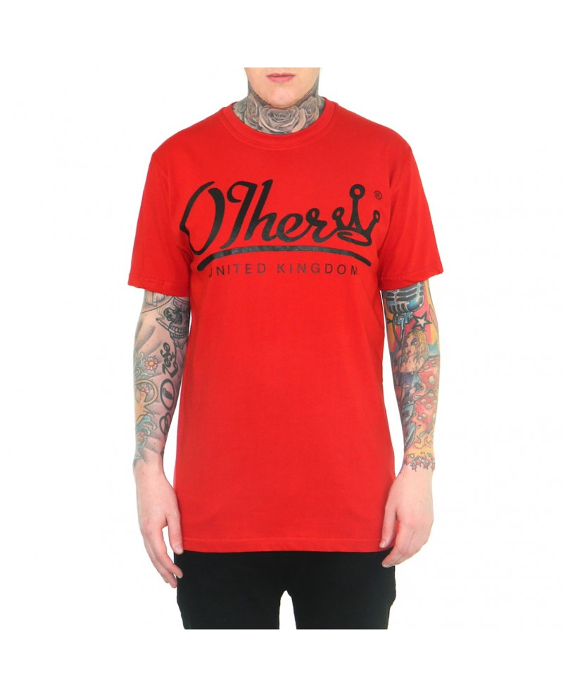 OtherUK Signature Red Tee