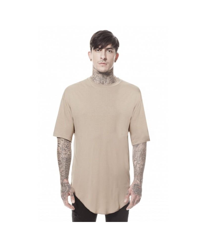 Favela Tan Round T-shirt