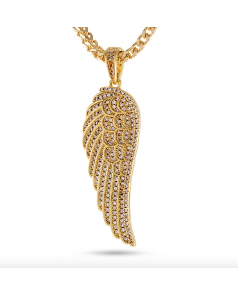 King Ice The Winged Necklace