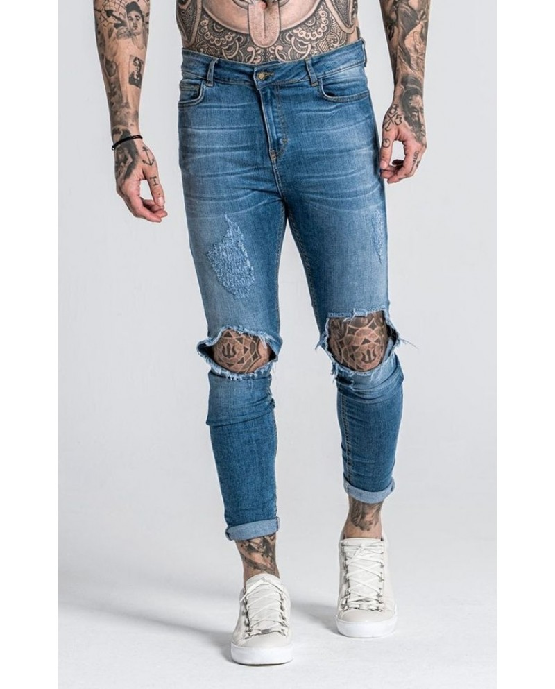 Gianni Kavanagh Distressed Jeans