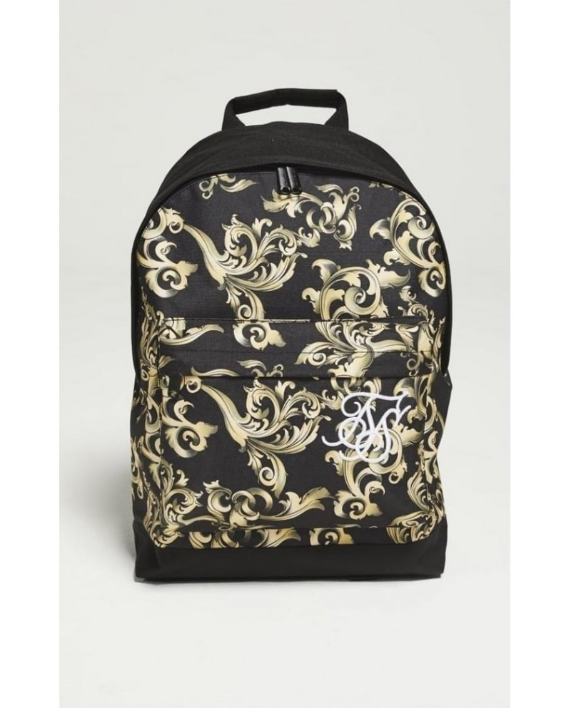 Sik Silk Pouch Backpack Venetian Gold