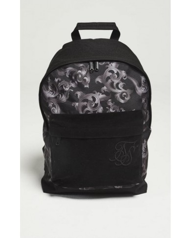 Sik Silk Pouch Backpack Venetian Black
