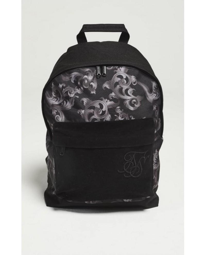 Sik Silk Pouch Backpack Venetian Black