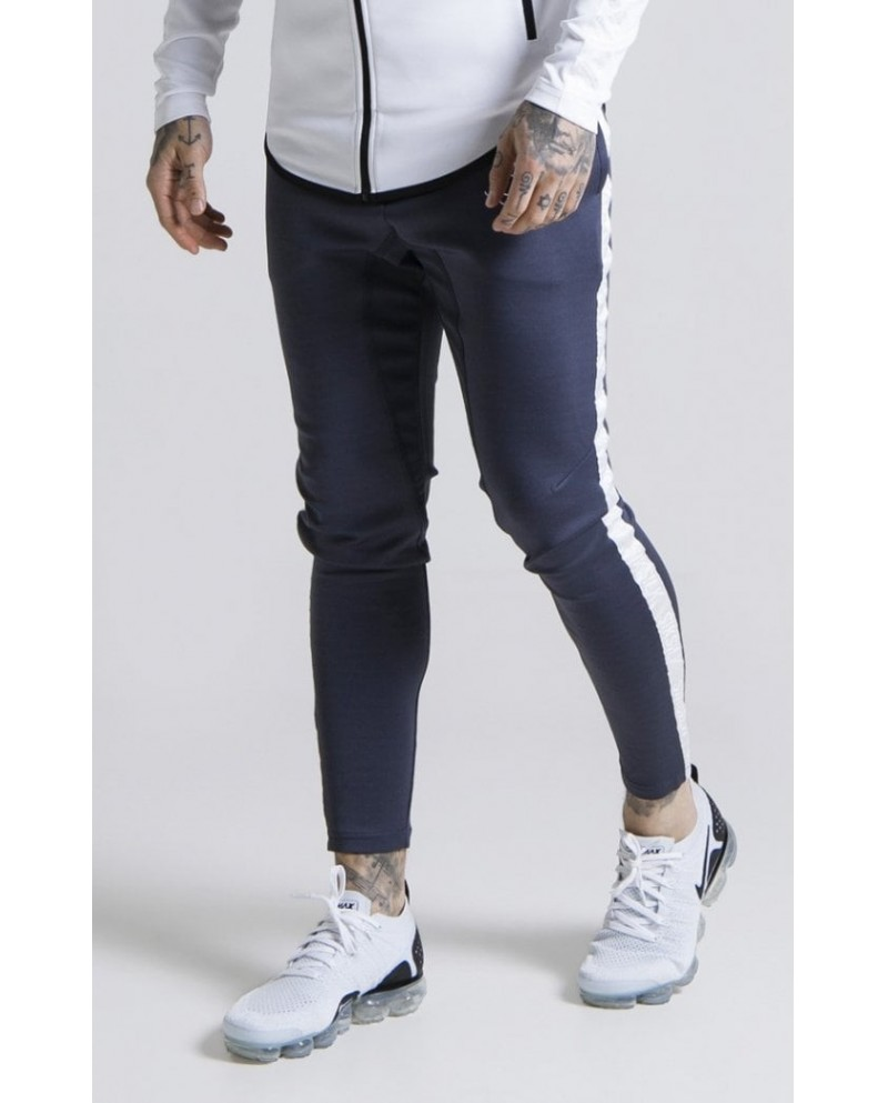 Sik Silk Athlete Taped Track Pants
