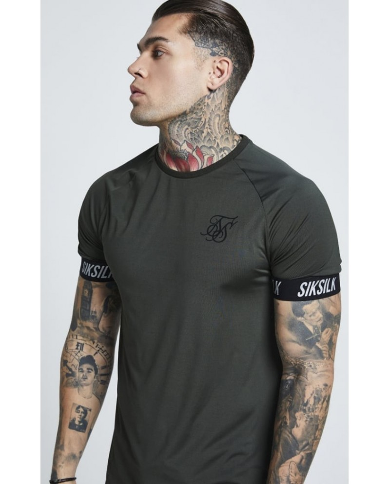 Sik Silk Tech Tee