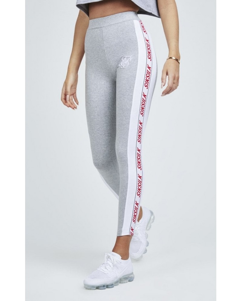 Sik Silk Panel Leggings