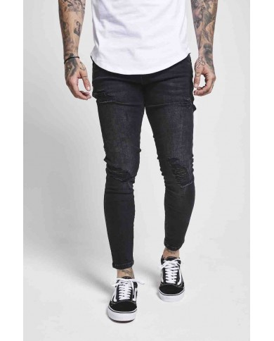 Sik Silk Core Skinny Denims