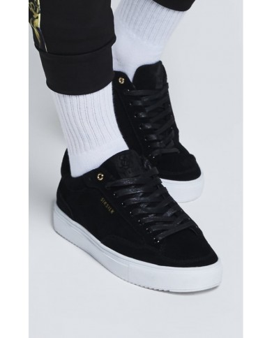 Sik Silk Phantom Black Suede