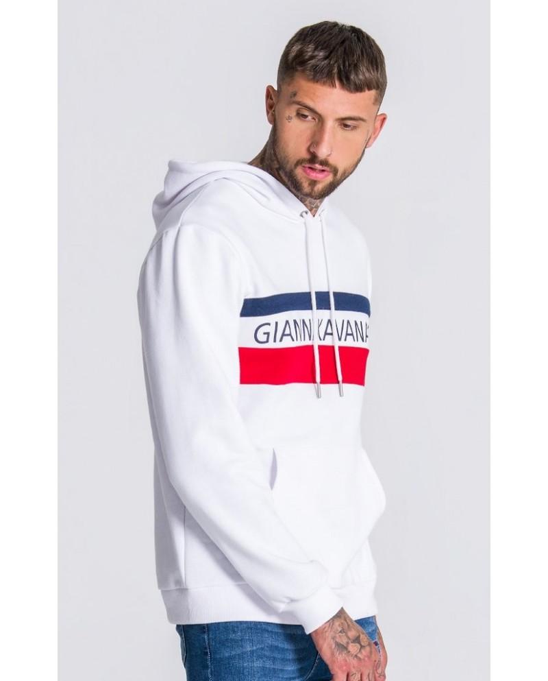 Gianni Kavanagh GK Asymmetric Block Hoodie