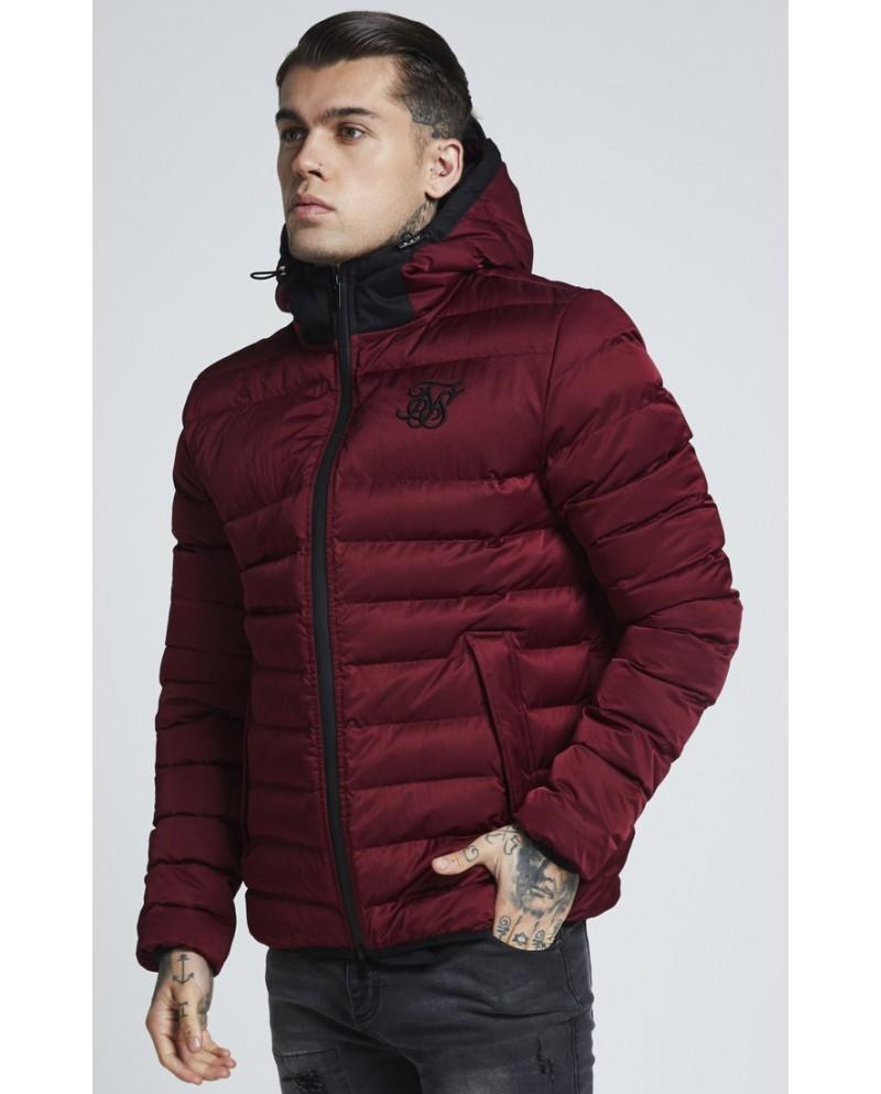Sik Silk Target Jacket