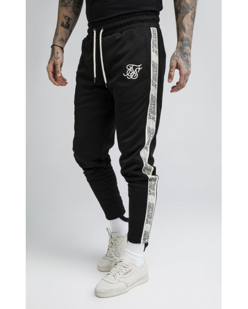 Sik Silk Runner Panel Track Pants