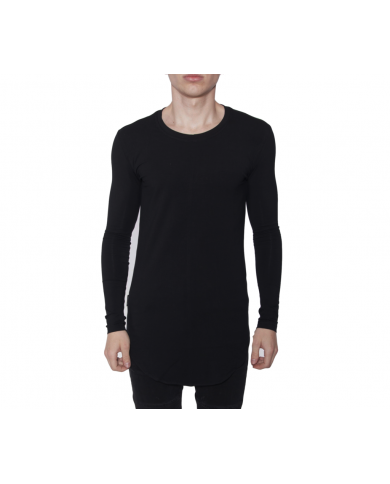 Dontie T-shirt Long Sleeve Black