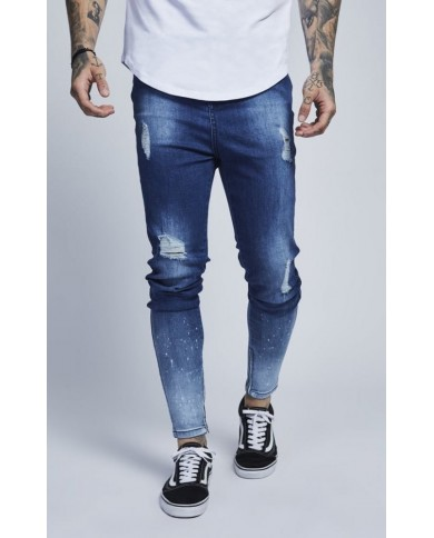 Illusive London Snow Dip Denims
