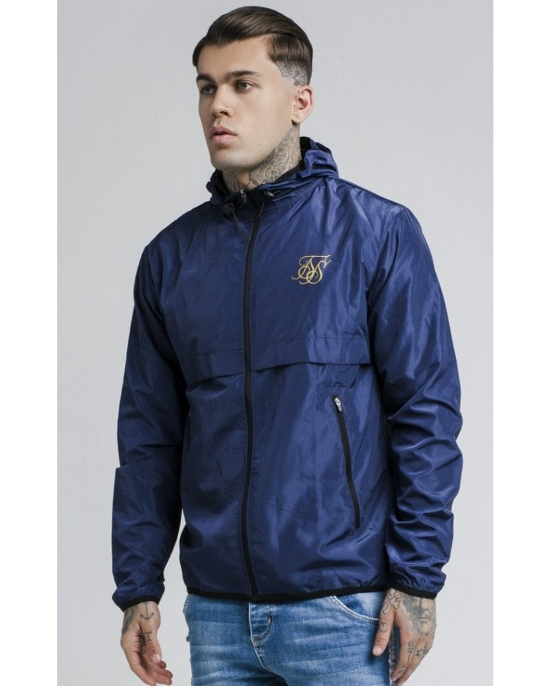 Sik Silk Windrunner Navy