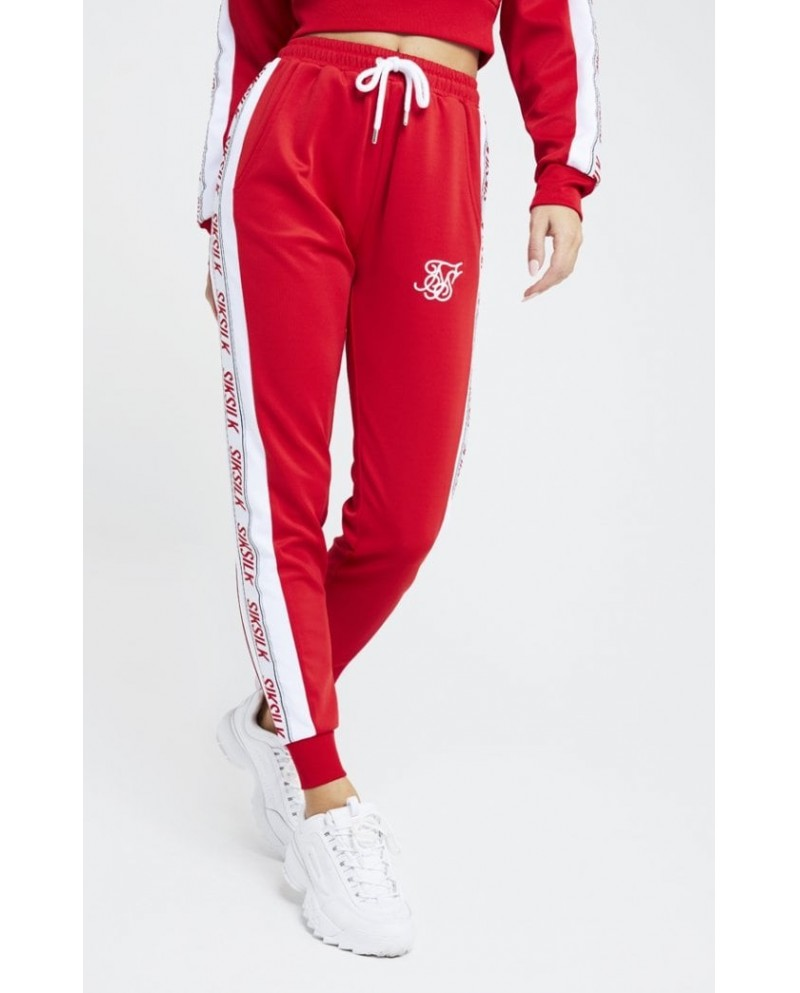 Sik Silk 90's Panel Poly Joggers