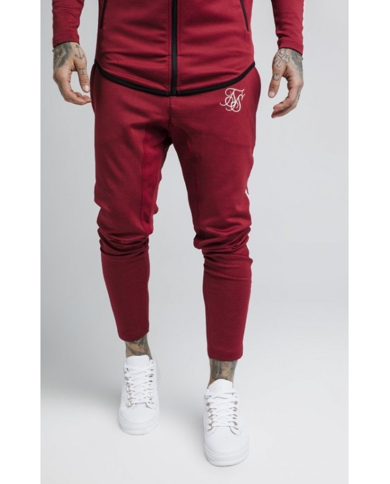 Sik Silk Tech Athlete Track Pants
