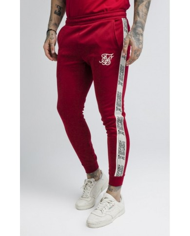 Sik Silk Cuffed Runner Pants