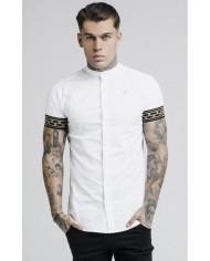 Sik Silk Cartel Grandad Shirt
