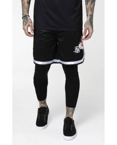 Sik Silk Oil Paint Basketball Shorts