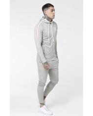 Sik Silk Sports Elasticated Zip Through Hoodie