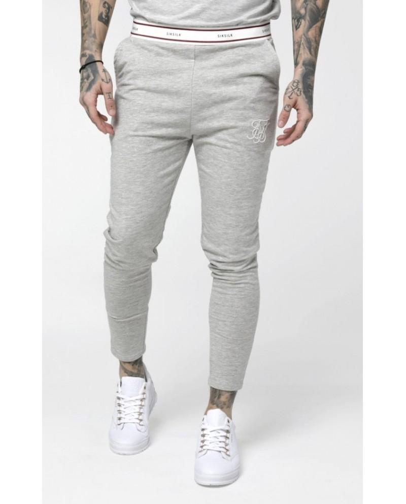 Sik Silk Sport Pursuit Tape Cuff Pants