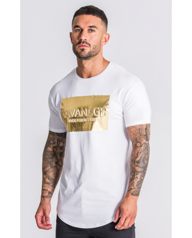 Gianni Kavanagh Winners Special Edition White T-Shirt