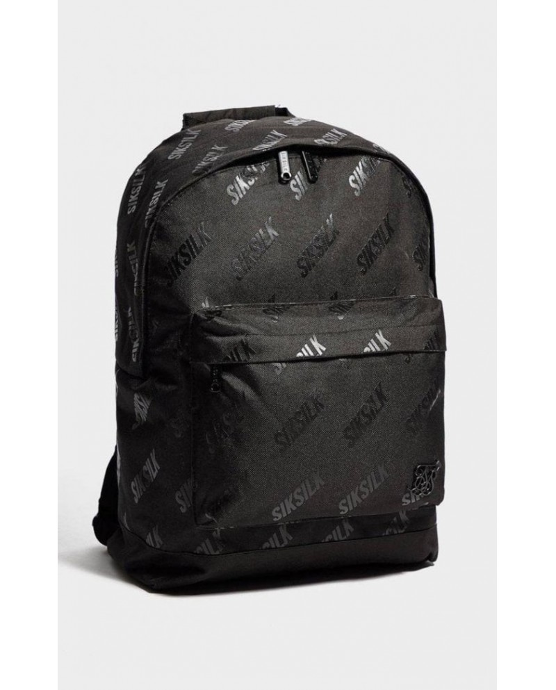 Sik Silk Logo Pouch Backpack
