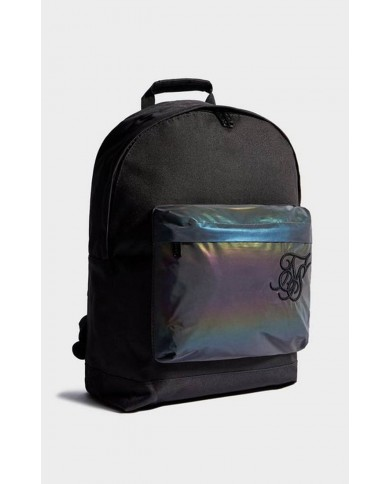 Sik Silk Iridescent Pouch Backpack