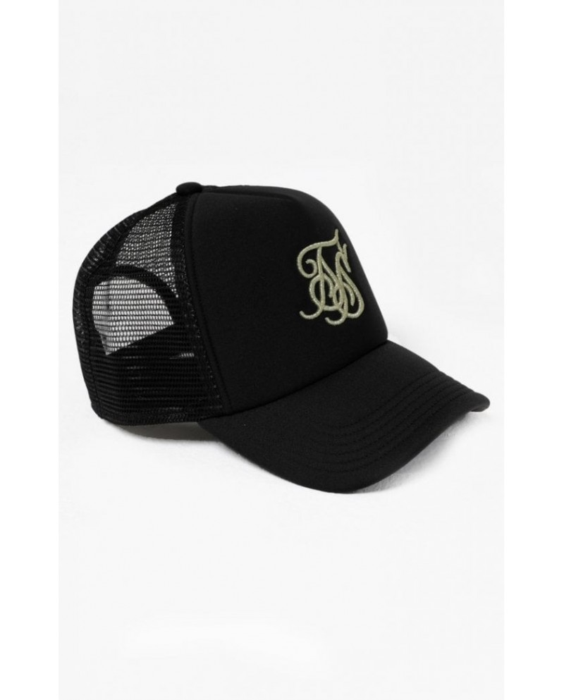 Sik Silk Mesh Back Trucker