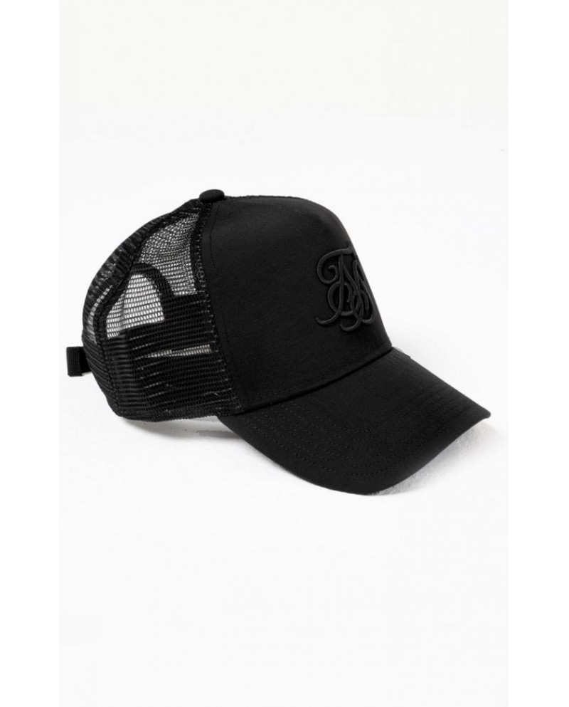 Sik Silk Bent Peak Trucker