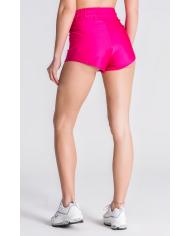 Gianni Kavanagh Neon Pink Shorts