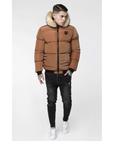 Sik Silk Distance Jacket Rust