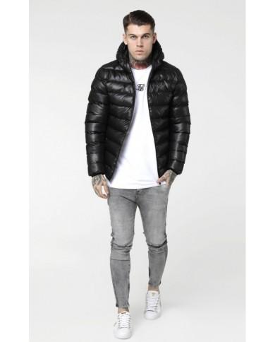 Sik Silk Atmosphere Jacket Black