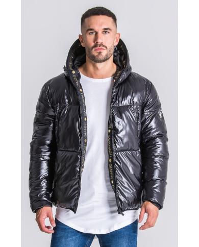 Gianni Kavanagh Black Gk Glaciar Jacket