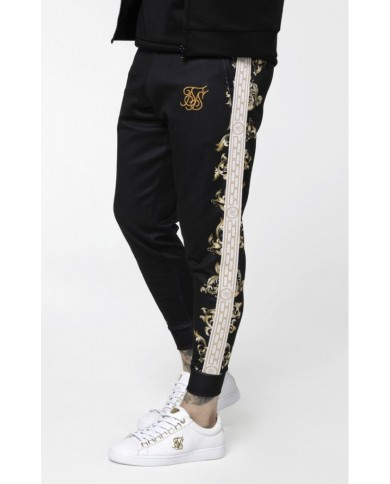 Sik Silk Black Edition Polly Cuffed Pants
