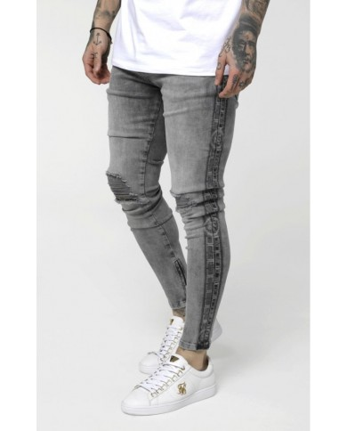Sik Silk Low Rise Cartel Denims