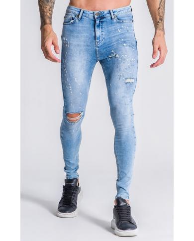 Gianni Kavanagh Light Blue Million Dollar Jeans