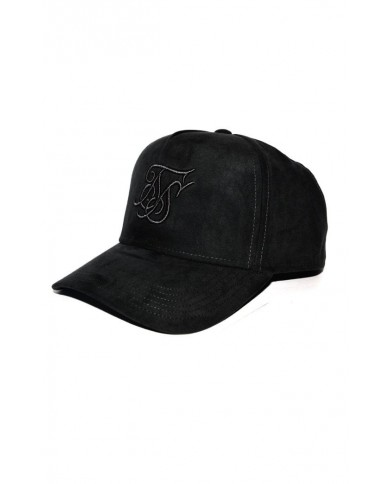 Sik Silk Suede Trucker Dark Grey