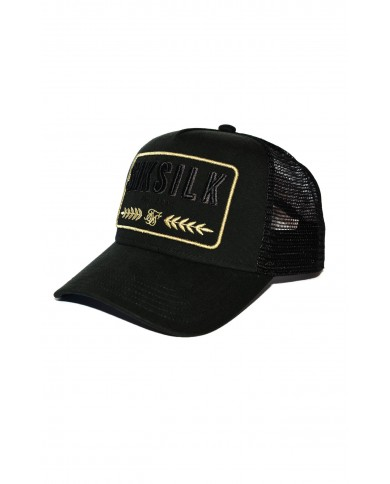 Sik Silk Washed Cotton Mesh Trucker