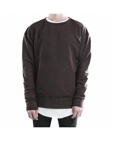 Goldie Vision Brown Crewneck
