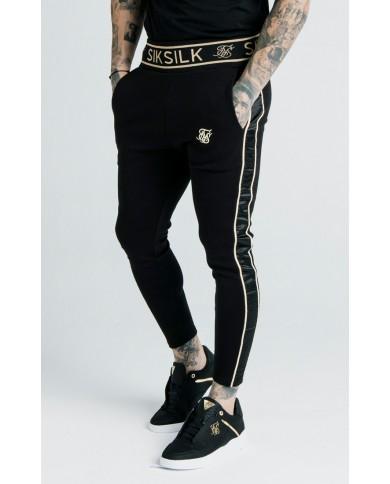 Sik Silk x Dani Alves Athlete Branded Track Pants